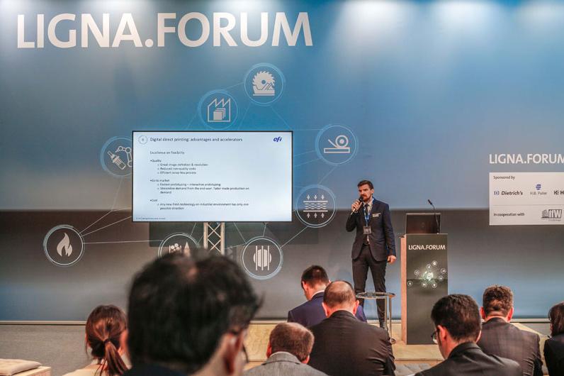LIGNA Forum offered expert advice.