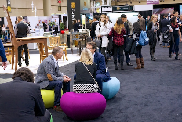 IIDEX Canada was held at the Metro Toronto Convention Centre in downtown Toronto in December.