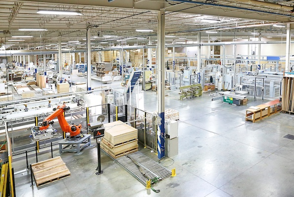 Cutler Forest Products invests $3.35 million, expands operations.