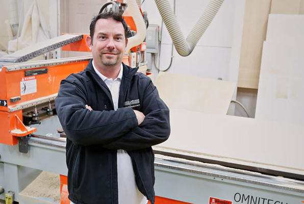 Trevor Chaulk succeeded building a company against great odds.