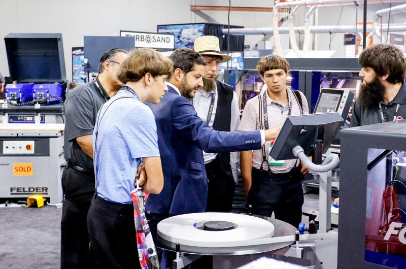 Felder offers automation.