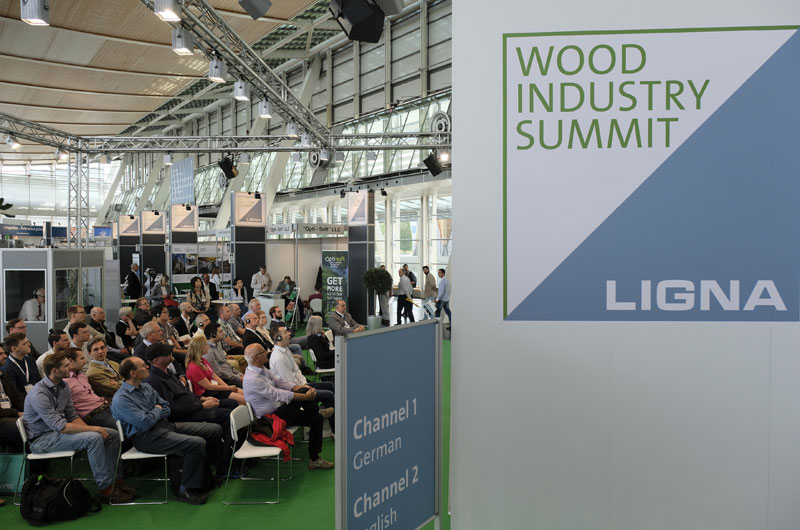 LIGNA 2019 on track for another strong show.