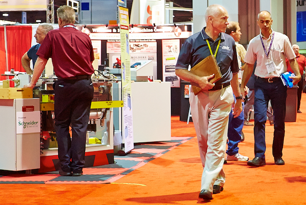 IWF featured more than 900 exhibitors.