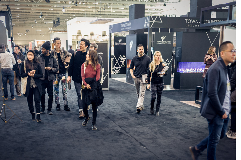 IDS 2018 in Toronto showcased the latest trends for consumers and professionals.