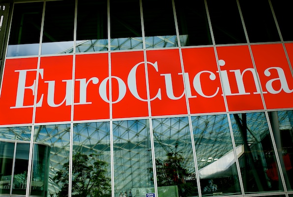 EuroCucina is considered the show to see trends.