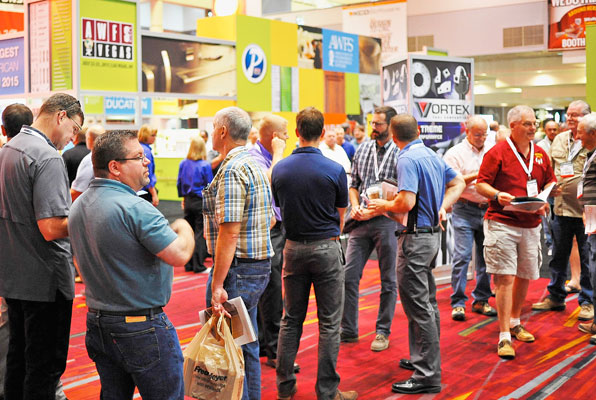 AWFS Fair 2015 saw a 15 per cent attendance increase.