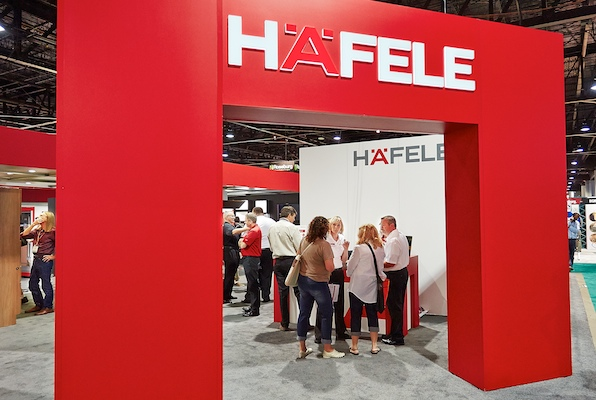 A wide selection at Hafele.
