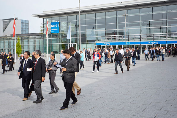 LIGNA 2015 attracted more than 96,000 visitors.