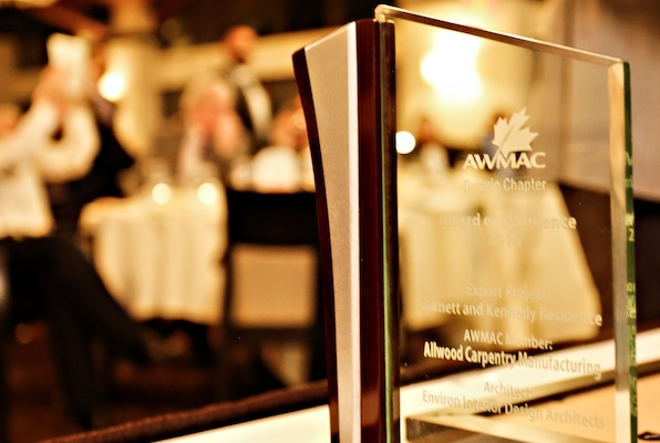AWMAC Ontario recognizes excellence.