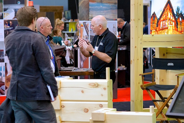 IIDEXCanada is Canada's National Design + Architecture Exposition & Conference.