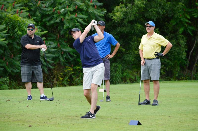 Hafele Canada golf tournament marks company's 35th anniversary.