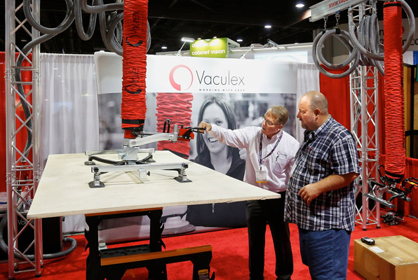 IWF Atlanta featured more than 900 exhibitors.