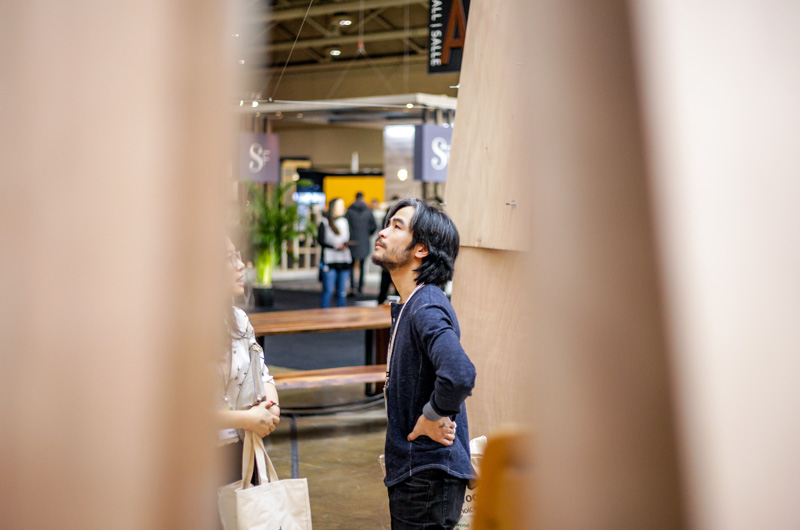 IDS promotes rising design talents and attracts keynote speakers of international acclaim.