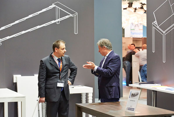 Close to 58,000 visitors attended interzum 2015.