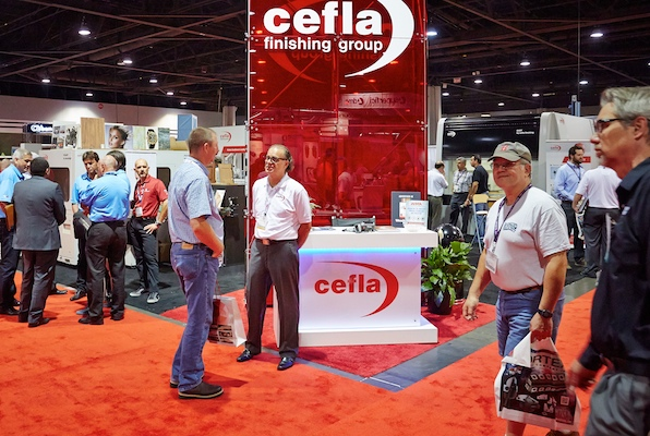 It's all about the perfect finish at Cefla.