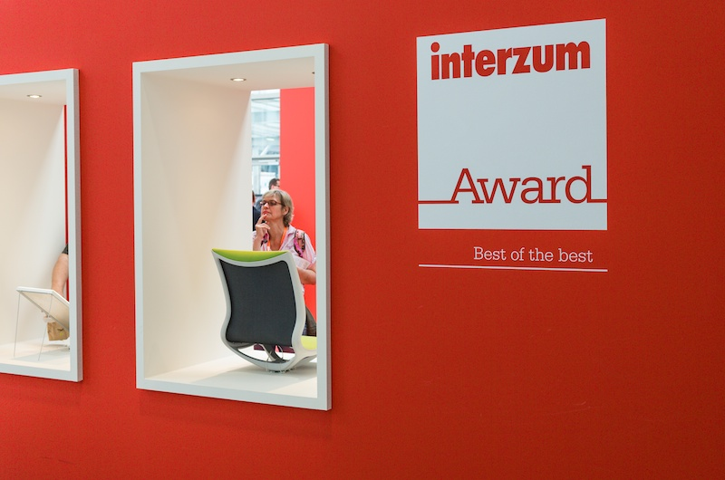 interzum recognizes the best.